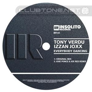 Tony Verdu, Izzan Joxx - Everybody Dancing (jose Ponce And Joe Red Remix) on Revolution Radio