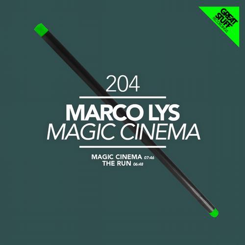 Marco Lys - Magic Cinema (original Mix) on Revolution Radio