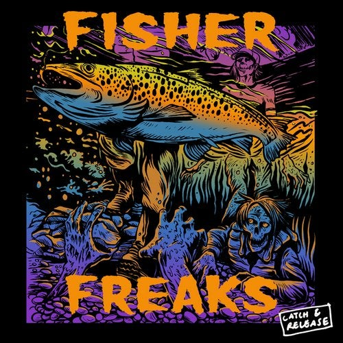 Fisher - Freaks (extended Mix) on Revolution Radio