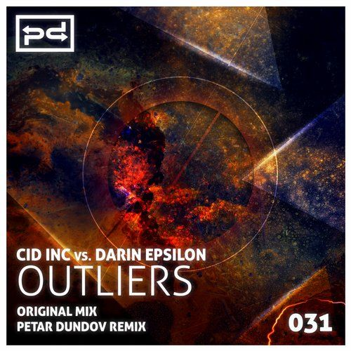 Cid Inc, Darin Epsilon - Outliers (original Mix) on Revolution Radio