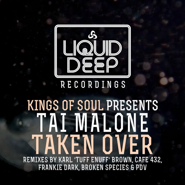 Tai Malone - Taken Over (booker T Main Mix) on Revolution Radio