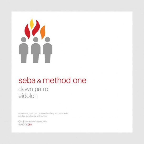 Seba And Method One - Dawn Patrol (original Mix) on Revolution Radio