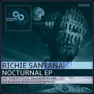 Richie Santana - Ride Out (alberto Ruiz, Joe Blake Remix) on Revolution Radio