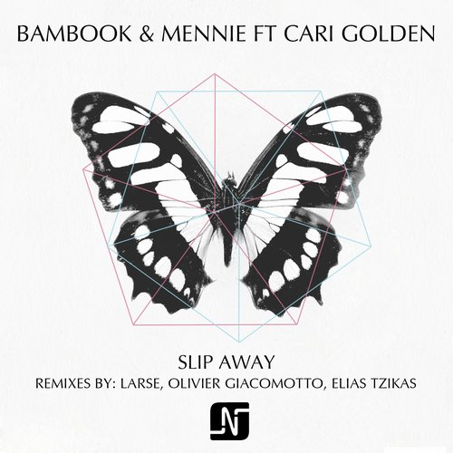 Bambook And Mennie - Slip Away Feat. Cari Golden (olivier Giacomotto Remix) on Revolution Radio