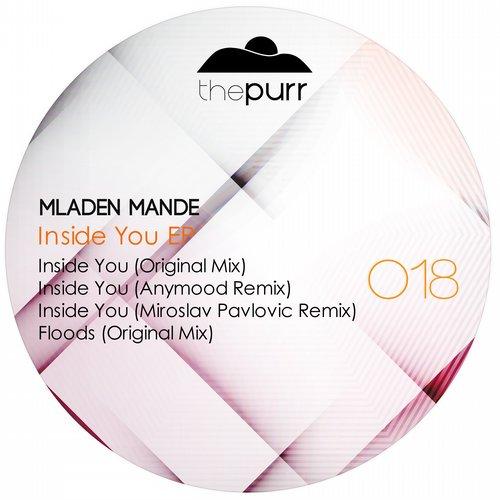 Mladen Mande – Inside (anymood Remix) on Revolution Radio