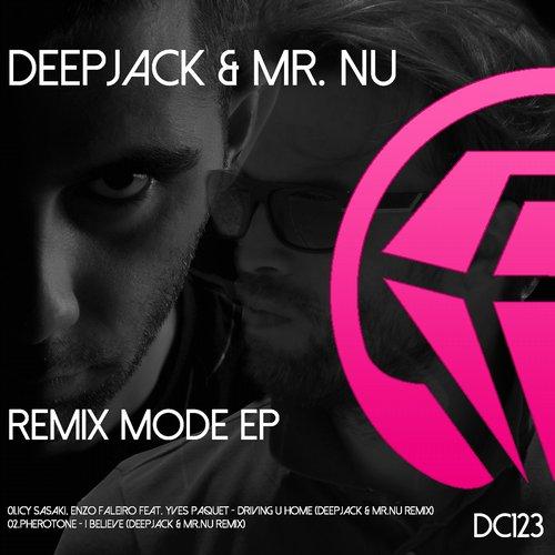 Pherotone - I Believe (deepjack And Mr.nu Remix) on Revolution Radio
