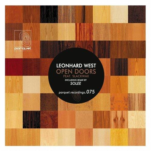 Slackwax, Leonhard West - Open Doors (original Mix) on Revolution Radio