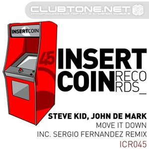 John De Mark, Steve Kid - Move It Down (original Mix) on Revolution Radio