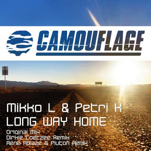 Mikko L and Petri K - Long Way Home (Rene Ablaze and Pluton Remix) on Revolution Radio
