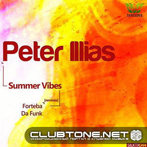 Peter Illias - Summer Vibes (original Mix) on Revolution Radio