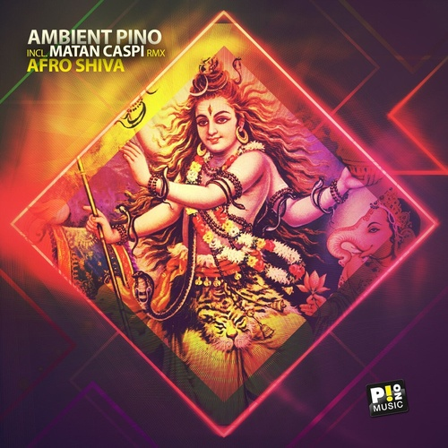 Ambient Pino - Afro Shiva (matan Caspi Remix) on Revolution Radio