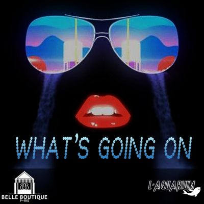 L'aquarium - What's Going On (extended Mix) on Revolution Radio