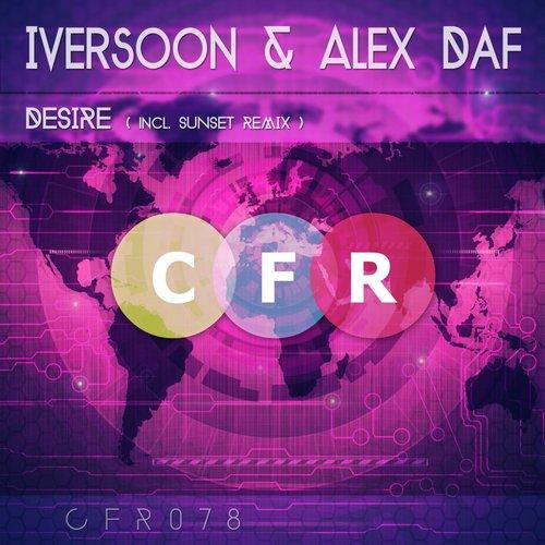Iversoon And Alex Daf – Desire (sunset Remix) on Revolution Radio
