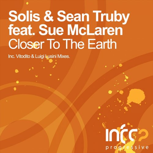 Sue Mclaren, Solis And Sean Truby - Closer To The Earth (vitodito's Electronic Audio Intro Mix) on Revolution Radio