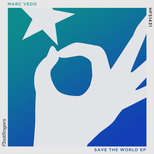 Marc Vedo - Save The World (original Mix) on Revolution Radio