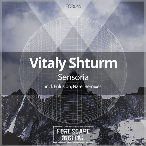 Vitaly Shturm - Sensoria (original Mix) on Revolution Radio