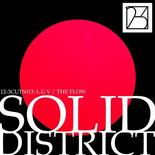Solid District - L.u.v (original Mix) on Revolution Radio