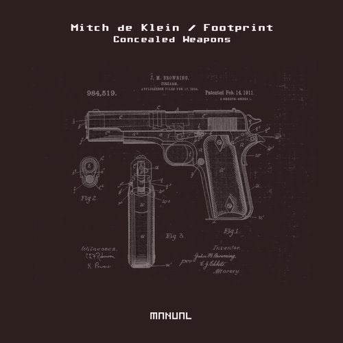 Footprint - West Of The River (original Mix) on Revolution Radio