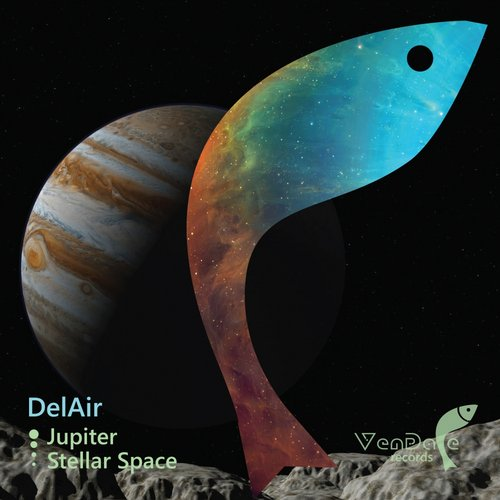 Delair - Jupiter (original Mix) on Revolution Radio
