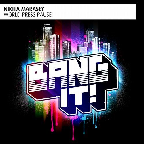 Nikita Marasey - World Press Pause (original Mix) on Revolution Radio