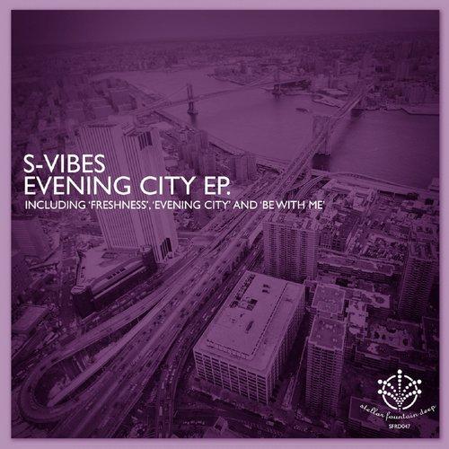 S - Vibes - Freshness (original Mix) on Revolution Radio