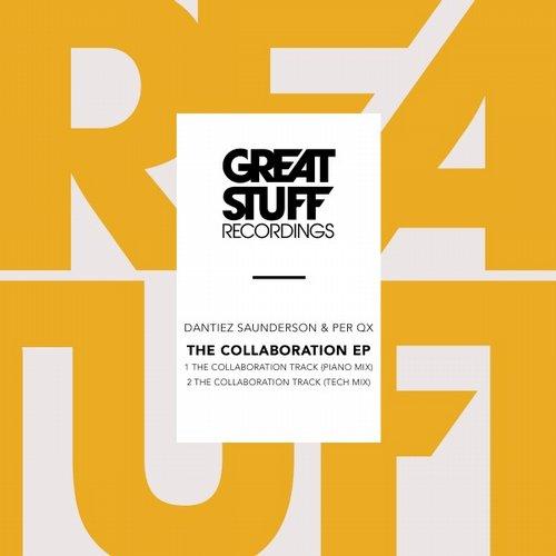Per Qx, Dantiez Saunderson – The Collaboration Track (tech Mix) on Revolution Radio