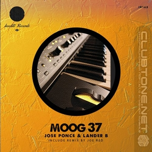 Jose Ponce, Lander B - Moog 37 (joe Red Remix) on Revolution Radio