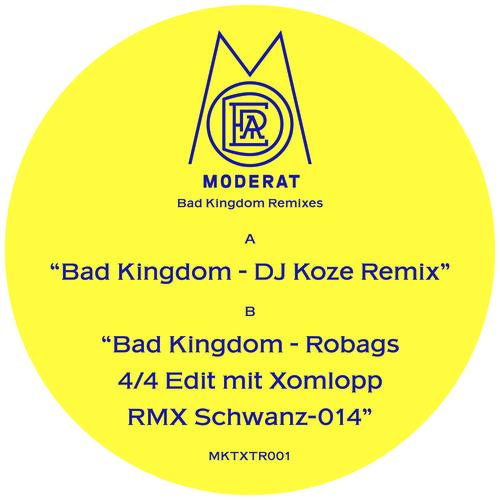 Moderat - Bad Kingdom (dj Koze Remix) on Revolution Radio
