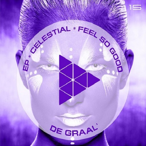 De Graal' - Celestial (deep Djas Remix) on Revolution Radio