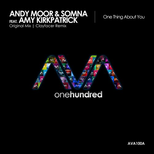 Andy Moor And Somna Feat. Amy Kirkpatrick - One Thing About (original Mix) on Revolution Radio