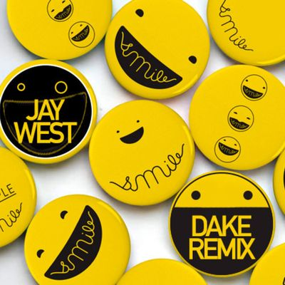 Jay West - Smile (dake Remix) on Revolution Radio