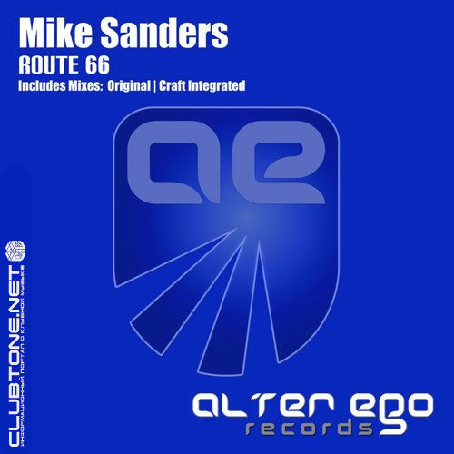 Mike Sanders - Route 66 (original Mix) on Revolution Radio