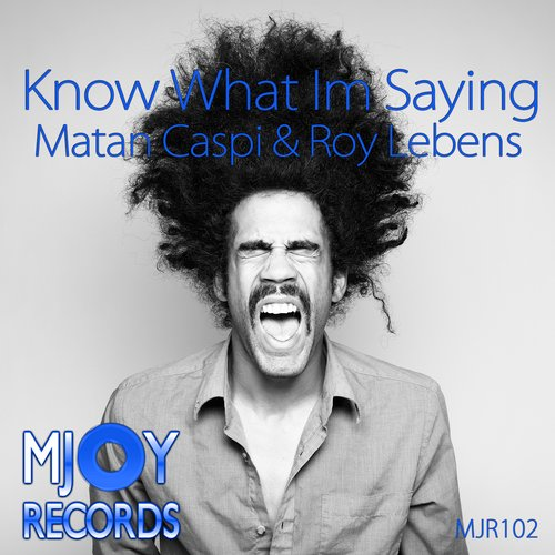 Matan Caspi, Roy Lebens - Know What I'm Saying (original Mix) on Revolution Radio
