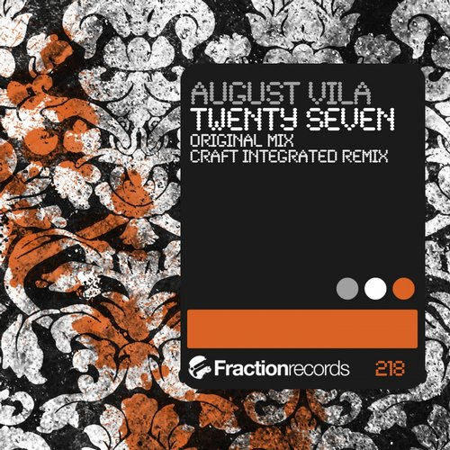 August Vila - Twenty Seven (craft Integrated Remix) on Revolution Radio