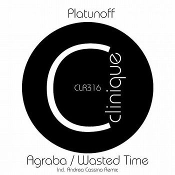 Platunoff - Wasted Time (original Mix) on Revolution Radio