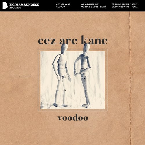 Cez Are Kane - Voodoo (maurizio Patti Remix) on Revolution Radio