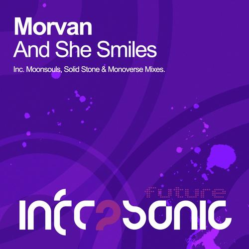 Morvan - And She Smiles (original Mix) on Revolution Radio