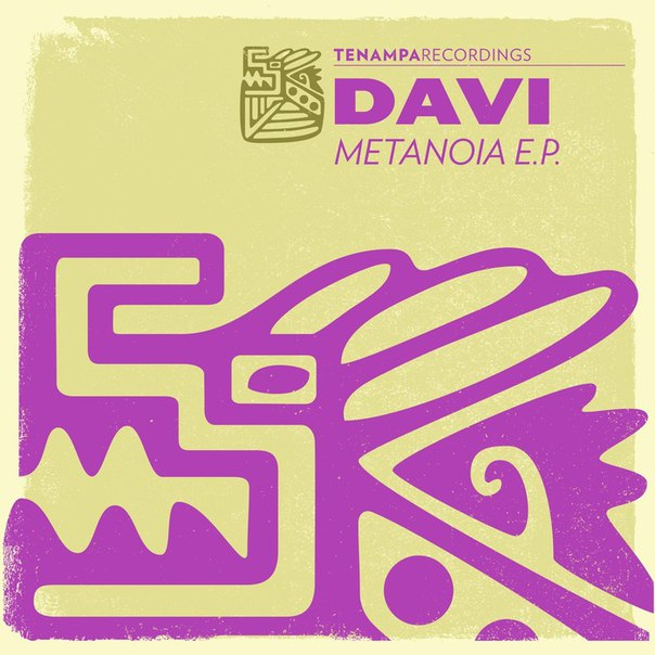 Davi - Metanoia (original Mix) on Revolution Radio