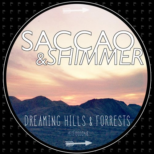 Saccao And Shimmer (nl) - Dreamin Hills And Forrests (original Mix) on Revolution Radio