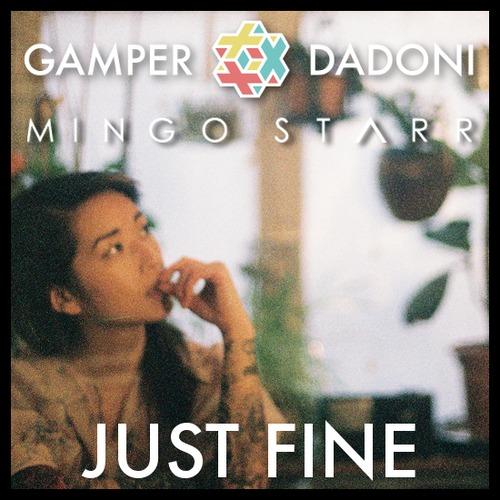 Mjb - Just Fine (gamper And Dadoni X Mingo Starr Remix) on Revolution Radio
