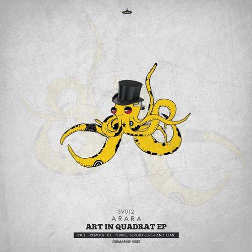 Arara - Art In Quadrat (ki.mi. Remix) on Revolution Radio