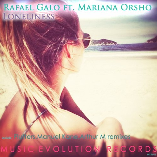 Rafael Galo Feat. Mariana Orsho - Loneliness (flutters Remix) on Revolution Radio