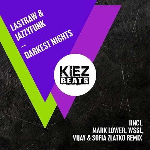 Lastraw And Jazzyfunk - Darkest Nights (mark Lower Remix) on Revolution Radio