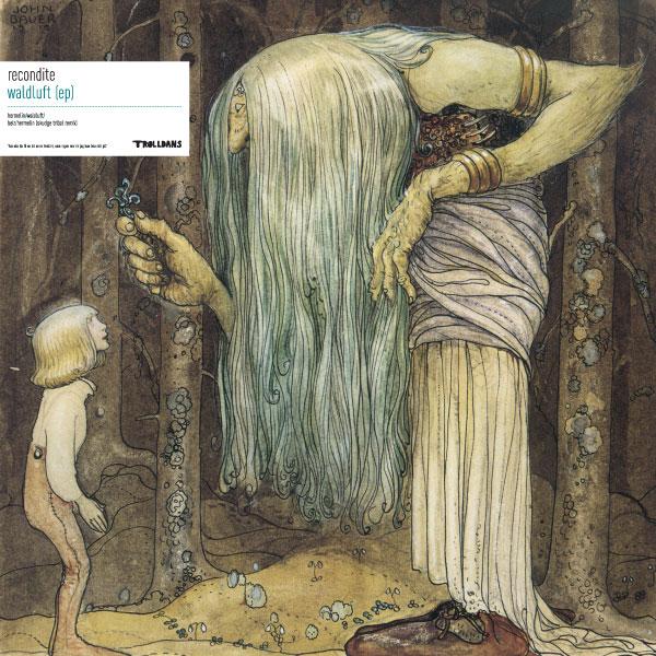Recondite - Waldluft (original Mix) on Revolution Radio