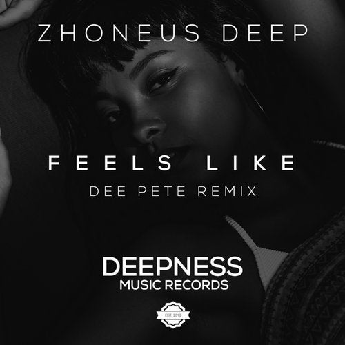 Zhoneus Deep, Pete - Feels Like ( Pete Remix) on Revolution Radio