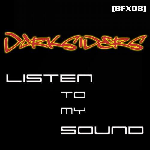 Darksiders - Listen To My Sound (matskie Mix) on Revolution Radio