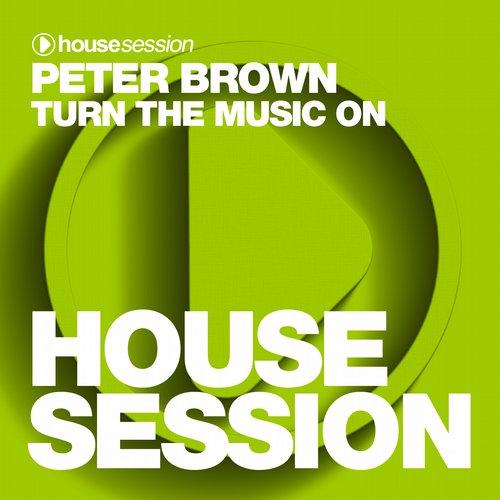 Peter Brown - Turn The Music On (code3000 Remix) on Revolution Radio