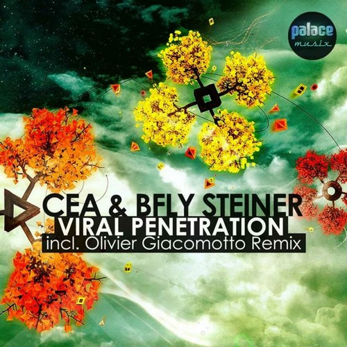 Cea, Bfly Steiner - Viral Penetration (olivier Giacomotto Remix) on Revolution Radio