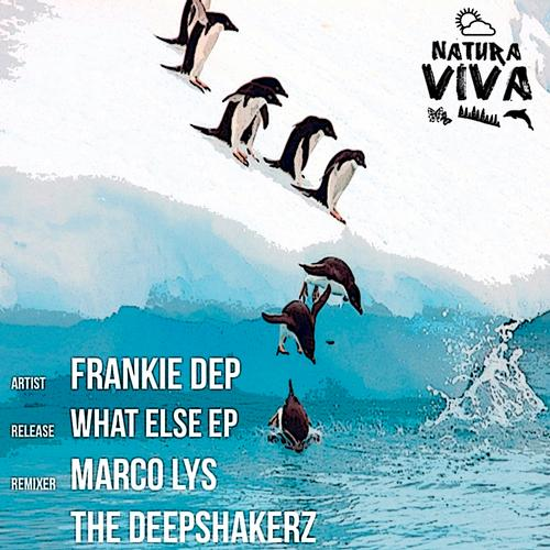 Frankie Dep - What Else (original Mix) on Revolution Radio