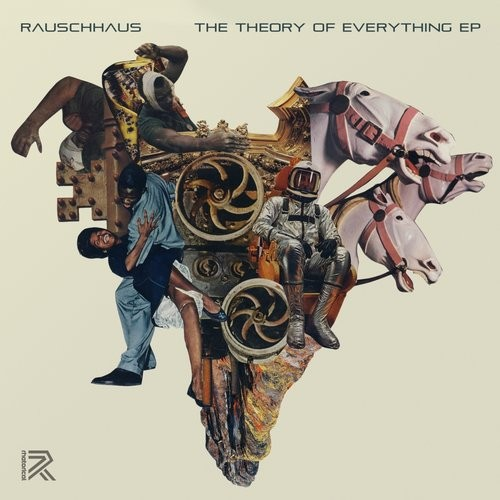 Rauschhaus - The Theory Of Everything (original Mix) on Revolution Radio